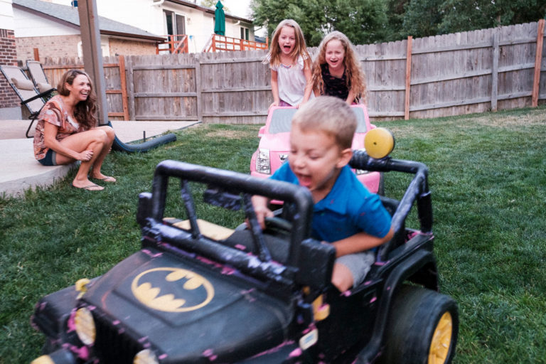All About At-home Family Sessions