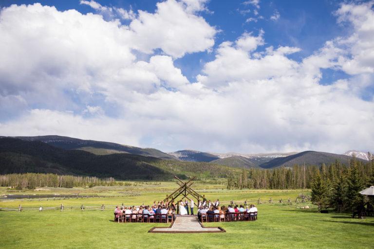 25+ best mountain wedding venues in Colorado